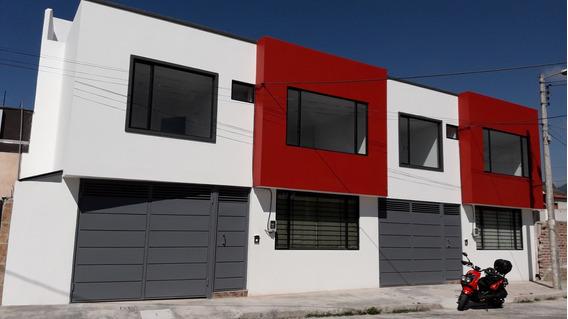 Vendo Casa Por Estrenar - Sector Solca