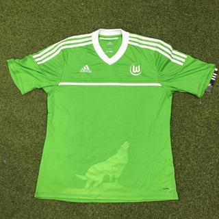 Camisa adidas Wolfsburg 2012 Oficial Promoção