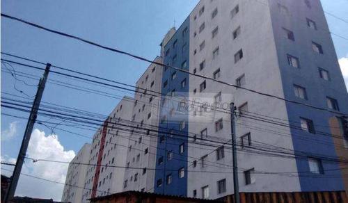 Apartamento Residencial À Venda, Vila Galvão, Guarulhos. - Ap0582