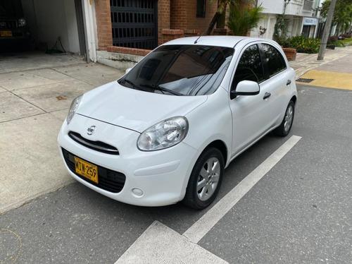 Nissan March 2013 Mec
