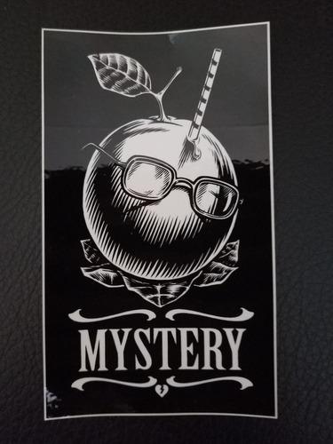 Calcomanías Skate Marca Mystery. 100% Original.