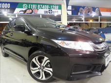 Honda City Honda City Lx 1.5 16v At Flex 4p