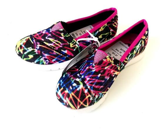 Zapatillas Skechers Originales Niñas Urbano Talle 30 Liviana