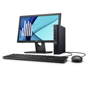 Computador Optiplex 3060 Micro Pentium 500gb Windows+monitor
