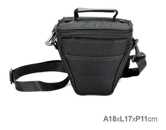 Bolsa Triângulo P/ Kit Sony Alpha A6500 A6400 A6300 A61000