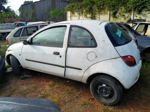 Ford Ka Sucata Para Venda De Peças Pergunte