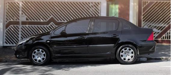 Peugeot 307 Sedan 1.6 Flex 2009 Manual Baixa Km