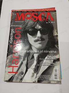 Revista La Mosca En La Pared George Harrison