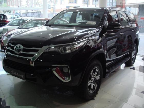 Toyota Sw4 2.7 Sr 5l 4x2 Flex Aut. 5p Completo 0km2019