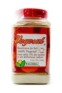 Sustituto De Sal Vegetal 250 Grs.