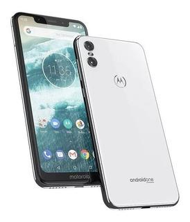 Motorola One Xt1941 - Dual, 64gb 13mp 4gb Ram 4g De Vitrine
