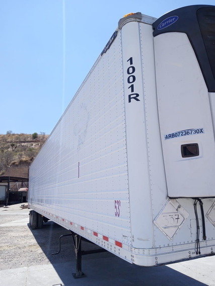 Caja Refrigerada Great Dane 2010 Motor Carrier De 53 Pies