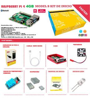 Raspberry Pi 4 4gb Kit