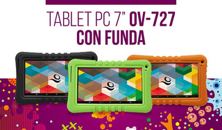 Tablet 7´ Over Tech Tab-ov727 Android 6.0.1