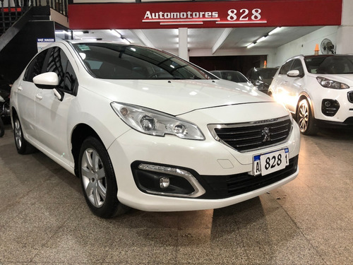 Peugeot 408 1.6 Hdi Allure Nav Full Full 2018 Financiamos