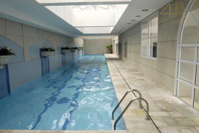 Apartamento Com 3 Dormitórios Para Alugar, 170 M² Por R$ 12.200/mês - Moema - São Paulo/sp - Ap2165