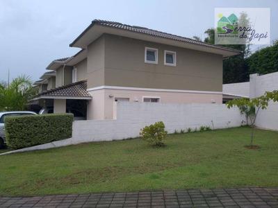 Casa Com 3 Dormitórios À Venda, 153 M² Por R$ 750.000 - Nature Village Ii - Jundiaí/sp - Ca1689