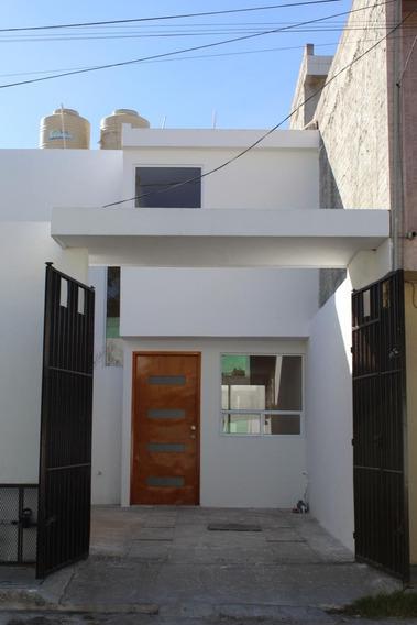 Estrena Casa Con Excelente Ubicación Completamente Nueva