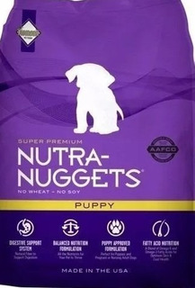 Nutra Nuggets Puppy 15 Kgs Con Despacho* Tm
