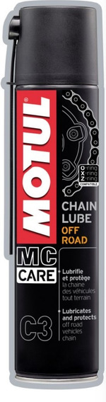 Motul Chain Lube Off Road C3 Lubricante Cadena De Motos Rp
