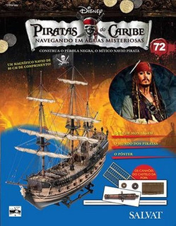 Piratas Do Caribe Número 72 Salvat