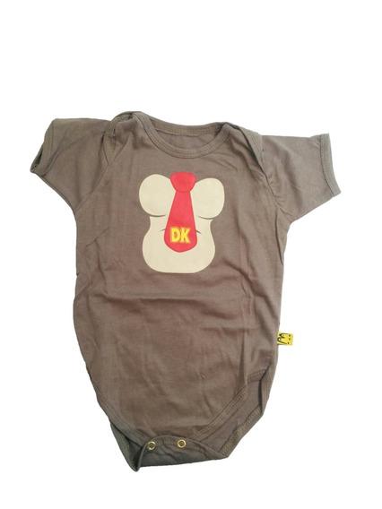 Body Donkey Kong, Baby, Roupinha De Bebê
