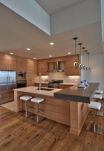 Modulares Para Cocinas Closet, Modernos Prácticos A Medida