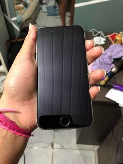 Vendo iPhone 6s Cinza Espacial Para Retirada De Peças