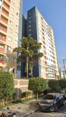 Imagem 1 de 19 de Apartamento À Venda, 44 M² Por R$ 254.900,00 - Jardim Santa Terezinha - São Paulo/sp - Ap0283