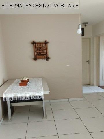 Apartamento Residencial Em São Paulo - Sp, Jaguaré - Apv2460