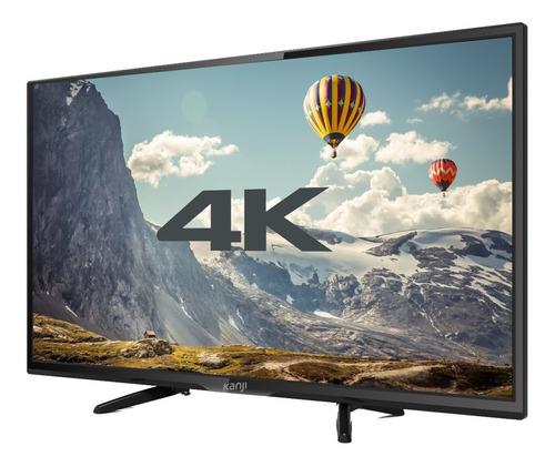 Imagen 1 de 2 de Smart Tv Kanji 60 Pulgadas 4k Uhd Ultra Hd