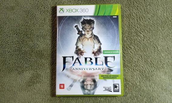 Jogo Fable Anniversary Xbox 360 Original