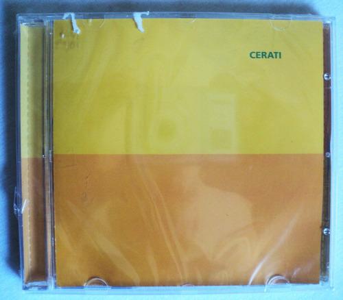 Cd Cerati Amor Amarillo Nuevo Y Cerrado