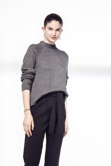 Sweater Monroe Gris. Oklan 2020.