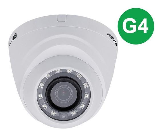 Kit 10 Câmeras Intelbras Infra Vhd 1120 D 2.6m 1/4 720p G4