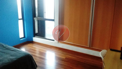 Apartamento Residencial À Venda, Jardim Bela Vista, Santo André. - Ap7879
