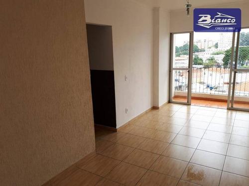 Imagem 1 de 25 de Apartamento Com 3 Dormitórios À Venda, 75 M² Por R$ 280.000,00 - Gopoúva - Guarulhos/sp - Ap3375