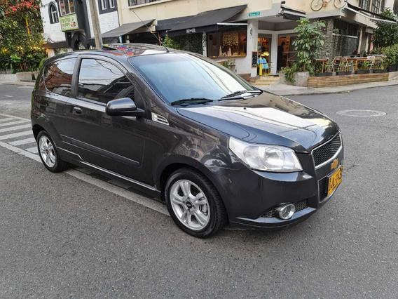 Chevrolet Aveo Emotion Gti