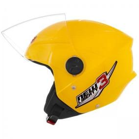 Capacete New Liberty 3 Pro Tork Amarelo N60
