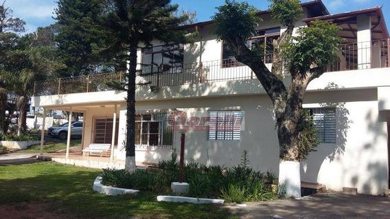 Chácara Com 3 Dormitórios Para Alugar, 30000 M² Por R$ 5.000,00/mês - Santa Isabel - Santa Isabel/sp - Ch0051