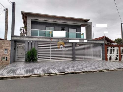 Imagem 1 de 30 de Sobrado De Condomínio Com 2 Dorms, Caiçara, Praia Grande - R$ 220 Mil, Cod: 6279 - V6279