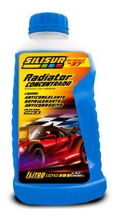 Silisur Radiator Concentrado 1 L Refrigerante Anticongelante