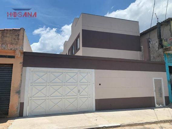 Sobrado Com 2 Dormitórios À Venda, 88 M² Por R$ 185.000 - Estância Lago Azul - Franco Da Rocha/sp - So0920