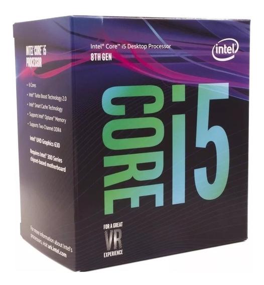 Processador Intel Core I5 8400 4ghz 9mb Lga1151 +1 Brinde