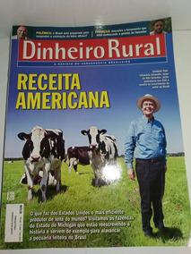 Lote De 6 Revistas Variadas Istoe E Dinheiro Rural