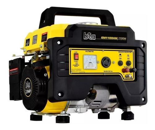 Generadores A Nafta 1100w 220v Motor 2.9 Hp Bta 520940