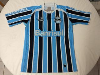 Camisa Do Gremio - Numero 9 - Ano:2011 - Banrisul - Topper