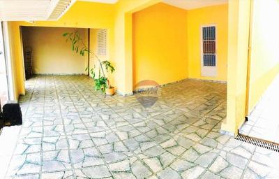 Casa Com 3 Dormitórios À Venda, 158 M² Por R$ 180.000 - Jardim Ciranda - Botucatu/sp - Ca0655