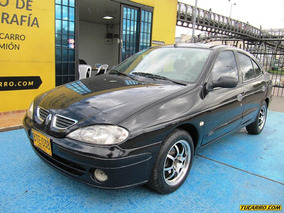 Renault Mégane 1400cc Mt Aa