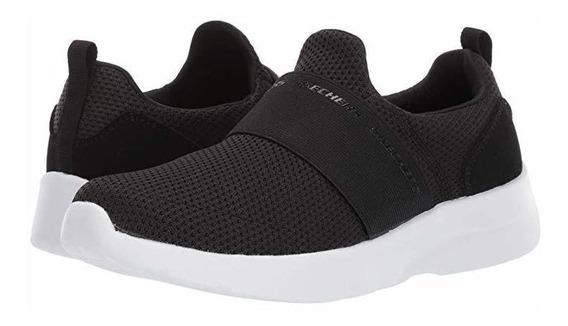 nuevos modelos de zapatos skechers mujer black 9612n